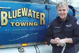 Owner of Bluewater Towing - Carson